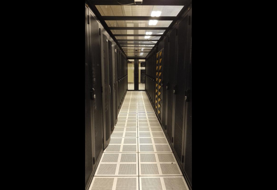 Interconexão de data centers