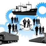 Blockchain na indústria de logística