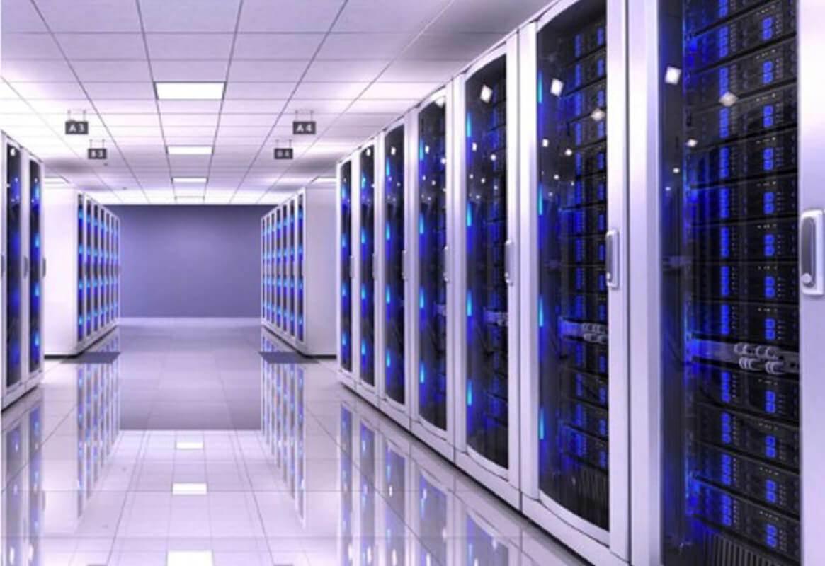 Data center como serviço