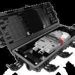 caixa de terminação óptica