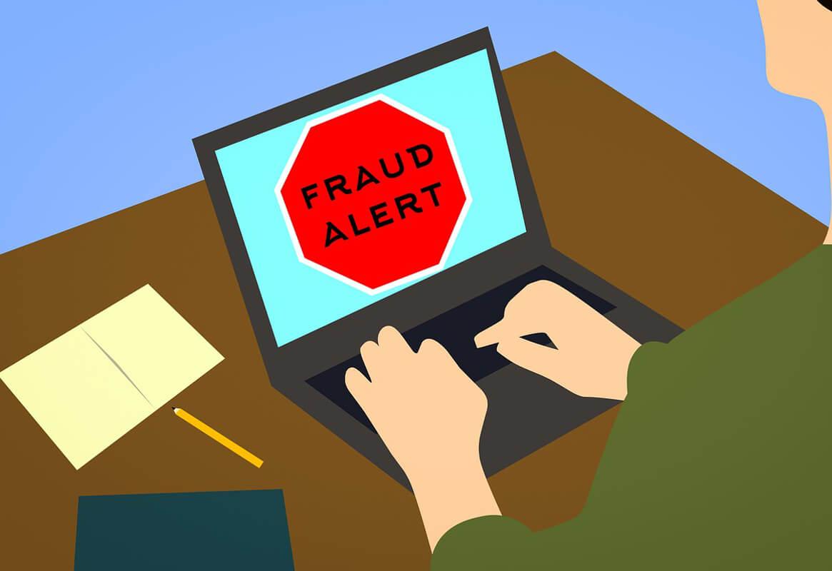 Fraudes on-line