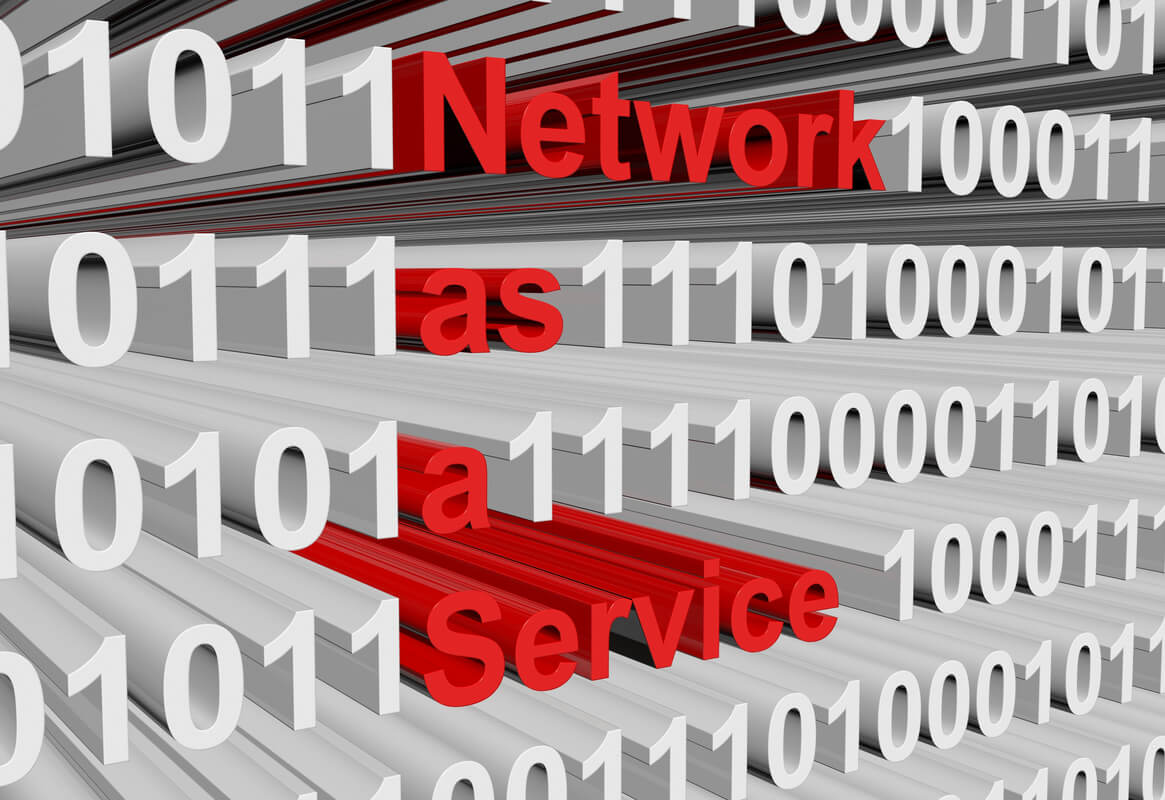 rede como serviço