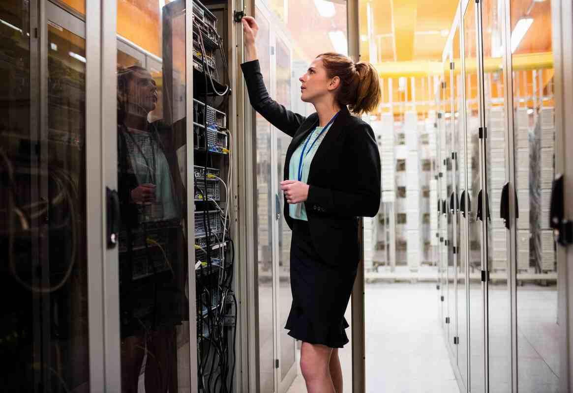 cabeamento estruturado para data centers