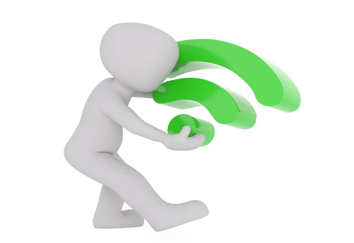 Wi-Fi como serviço
