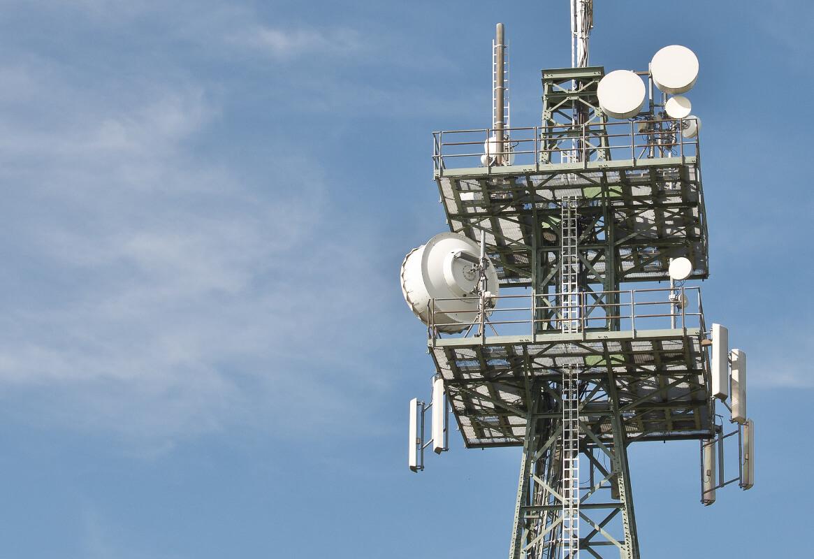 setor de telecomunicações