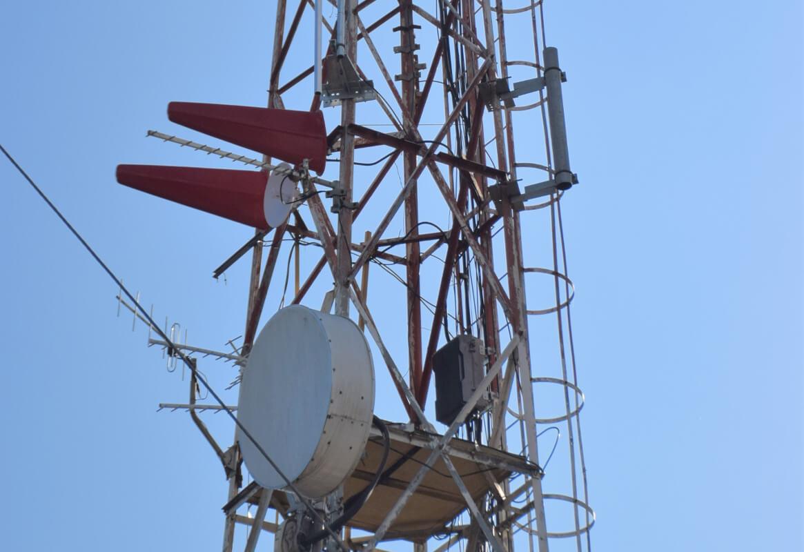 solução LTE para redes privadas