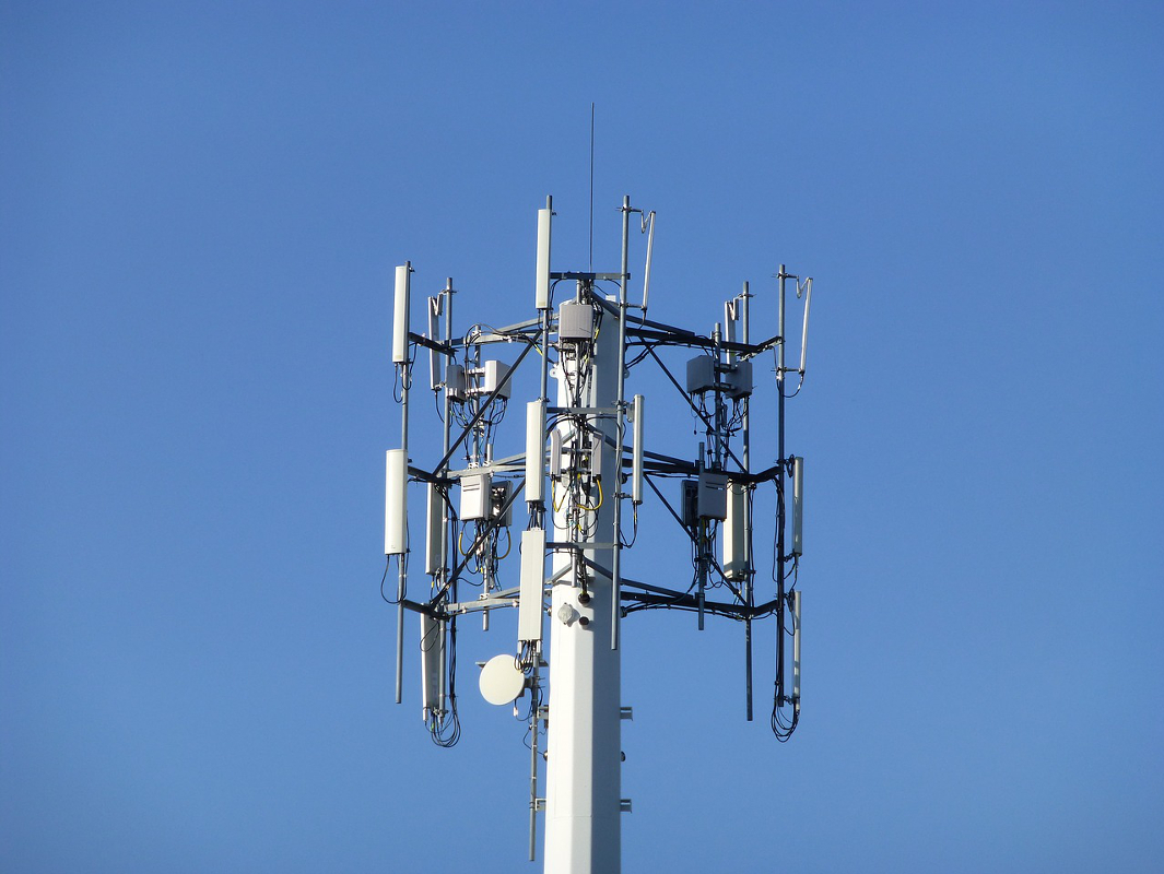 lei de antenas