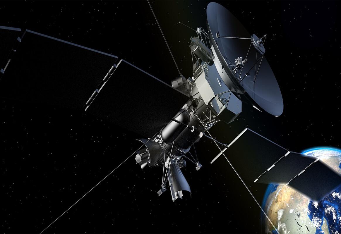 Internet residencial via satélite