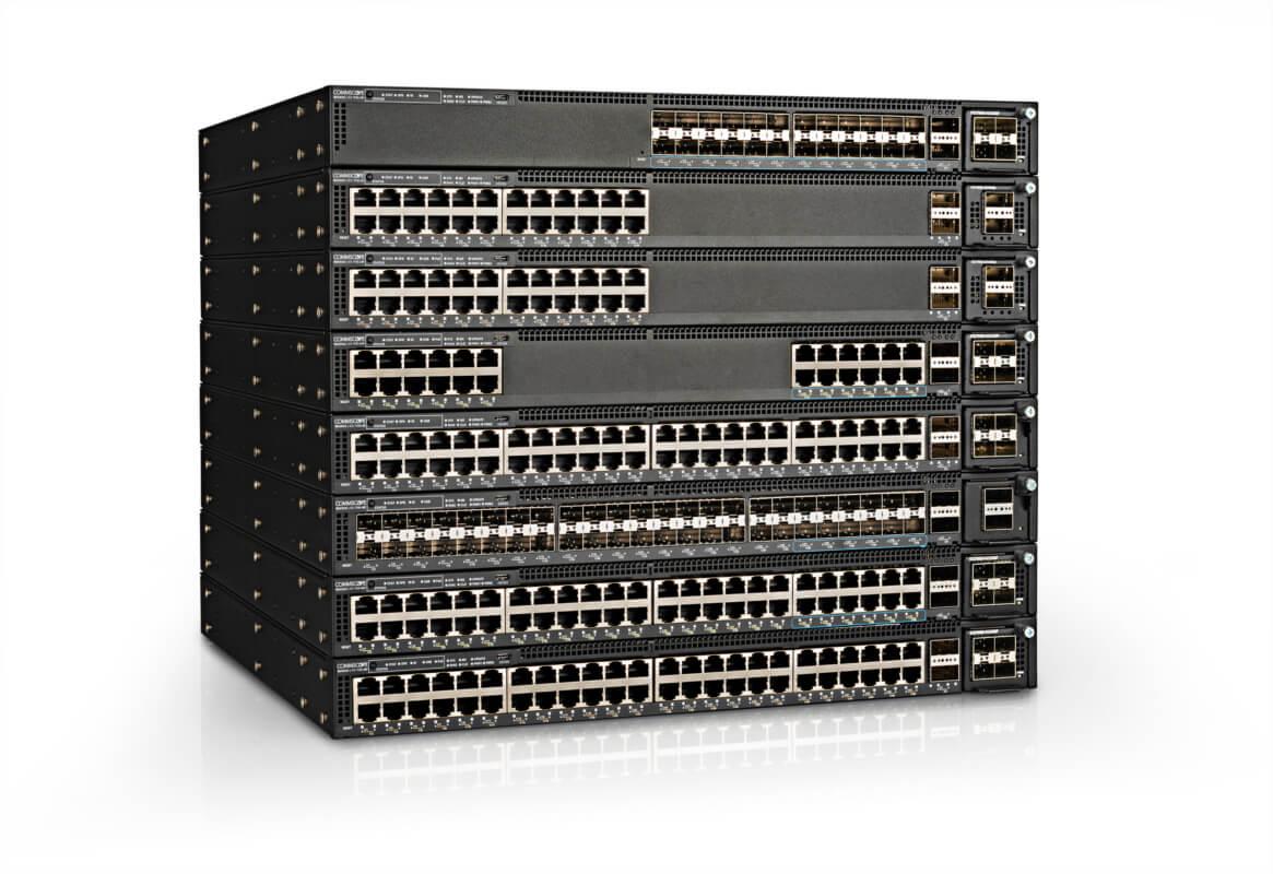 Switches multi-gigabit