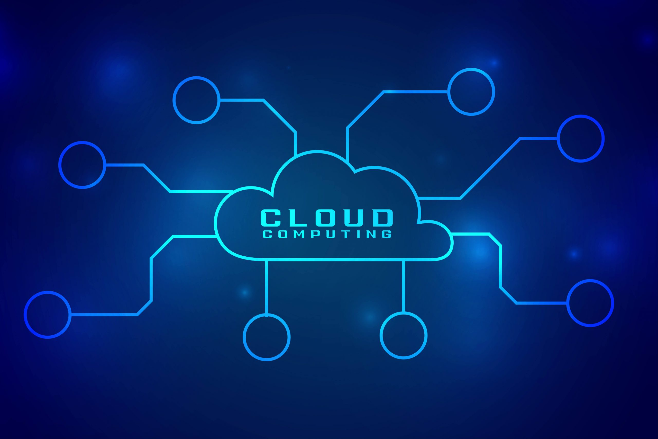 gestão de TI para computação em nuvem