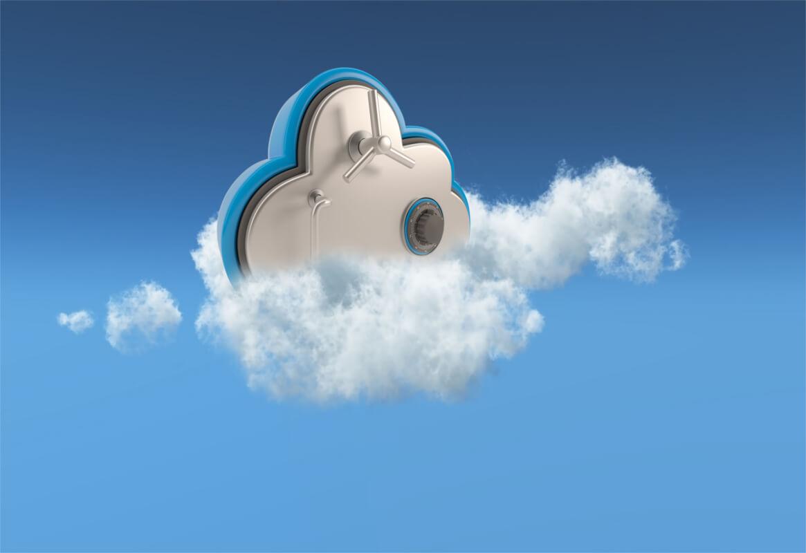 nuvem com proteção contra ransomware