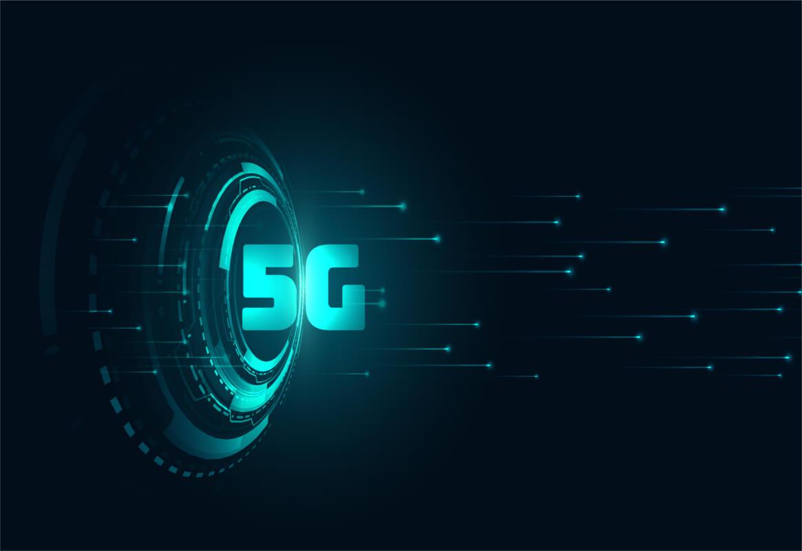 centro de soluções 5G