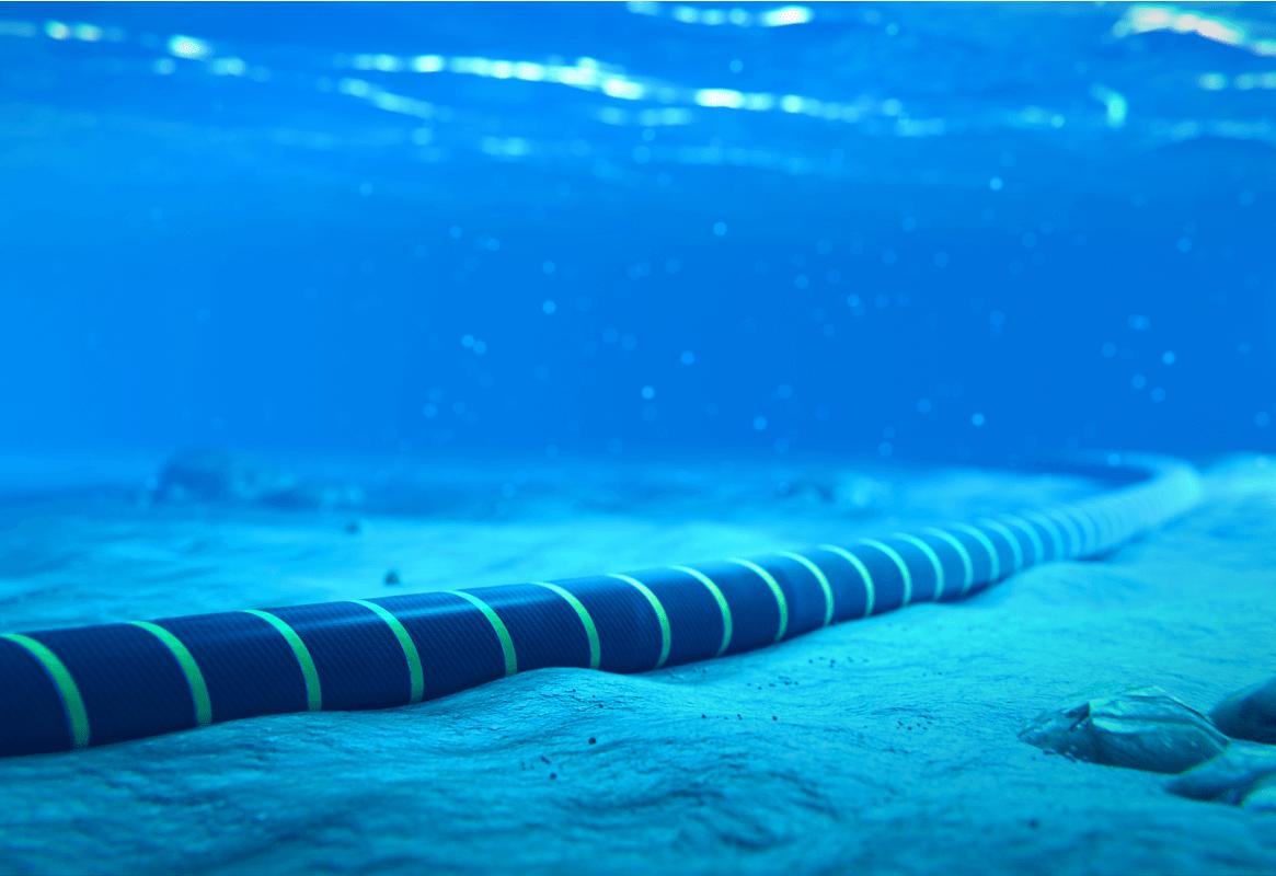 cabo submarino