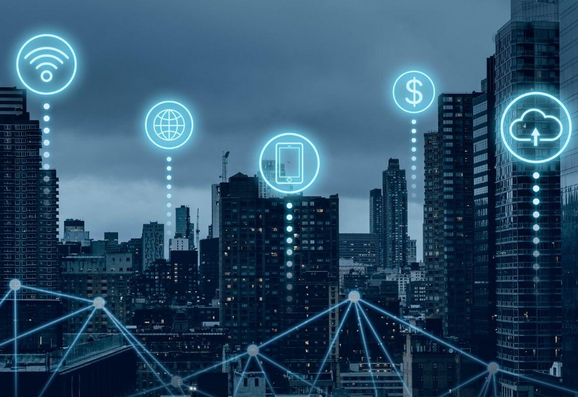 mercado global de IoT