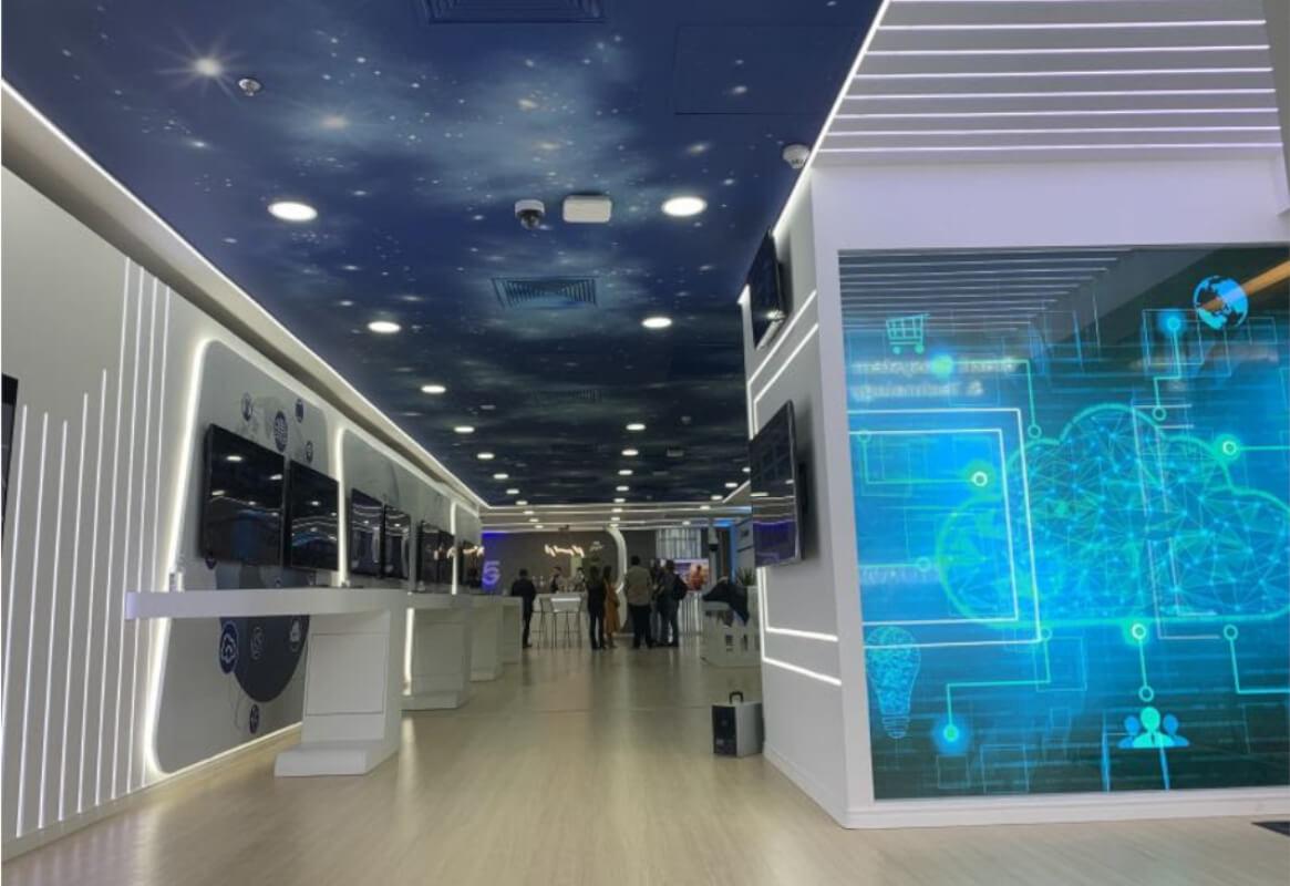 centro de inovação de 5G