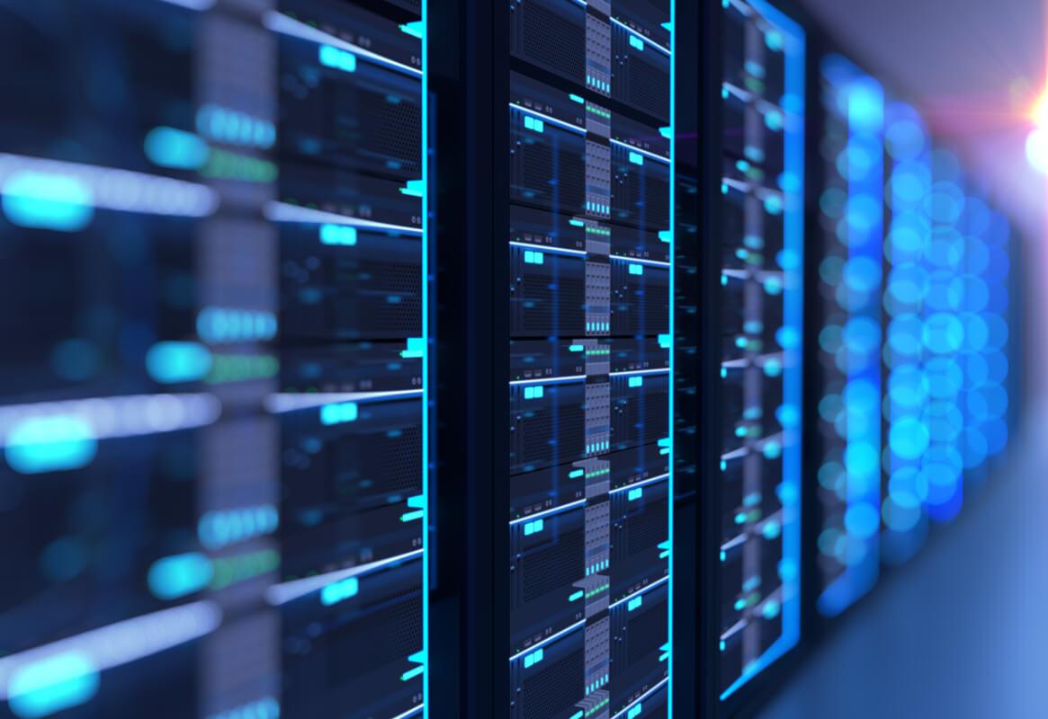 data center da Globo